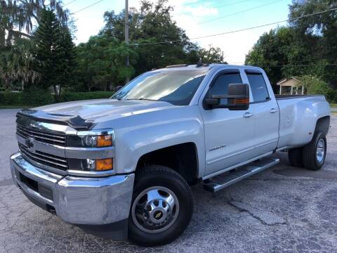 2016 Chevrolet Silverado 3500HD for sale at LUXURY AUTO MALL in Tampa FL