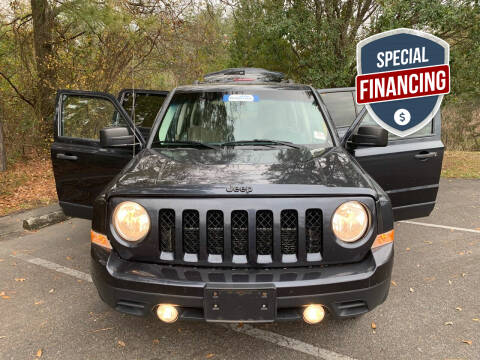 2014 Jeep Patriot for sale at Auto Mart in North Charleston SC