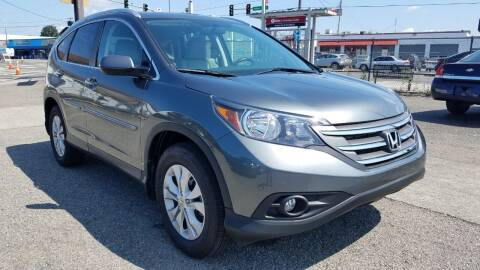 2014 Honda CR-V for sale at Seattle's Auto Deals in Seattle WA