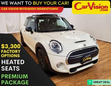 2016 MINI Hardtop 2 Door for sale at Car Vision Mitsubishi Norristown in Trooper PA