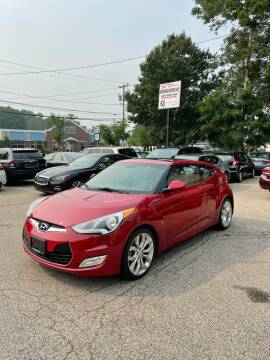 2013 Hyundai Veloster for sale at NEWFOUND MOTORS INC in Seabrook NH