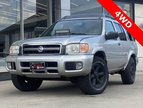 2004 Nissan Pathfinder for sale at Carmel Motors in Indianapolis IN