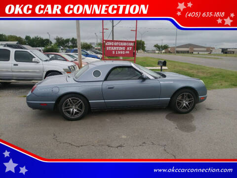 2005 Ford Thunderbird for sale at OKC CAR CONNECTION in Oklahoma City OK