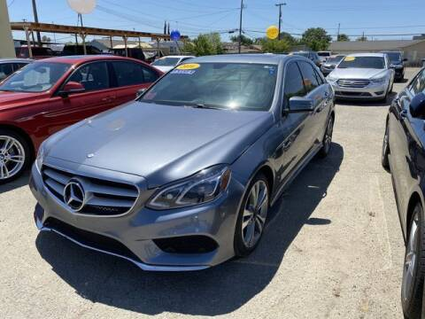 2016 Mercedes-Benz E-Class for sale at New Start Motors in Bakersfield CA