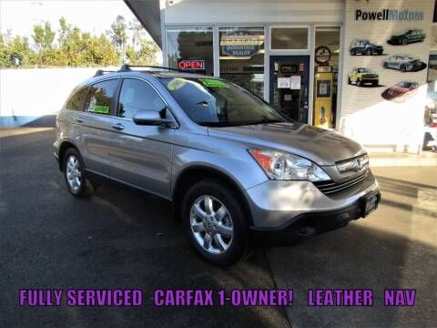 2007 Honda CR-V for sale at Powell Motors Inc in Portland OR