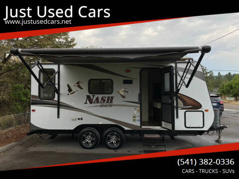 2013 Northwood Nash DLX 17k for sale at Just Used Cars in Bend OR