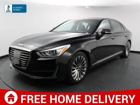 2018 Genesis G90 for sale at Florida Fine Cars - West Palm Beach in West Palm Beach FL