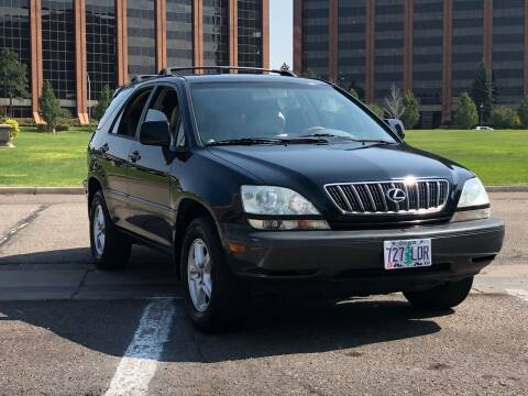 2001 Lexus RX 300 for sale at Pammi Motors in Glendale CO