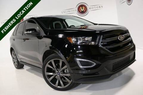 2017 Ford Edge for sale at Unlimited Motors in Fishers IN