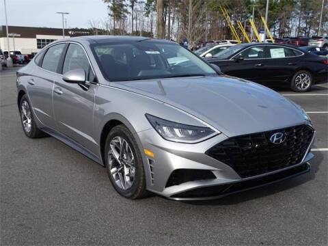 2020 Hyundai Sonata for sale at CU Carfinders in Norcross GA