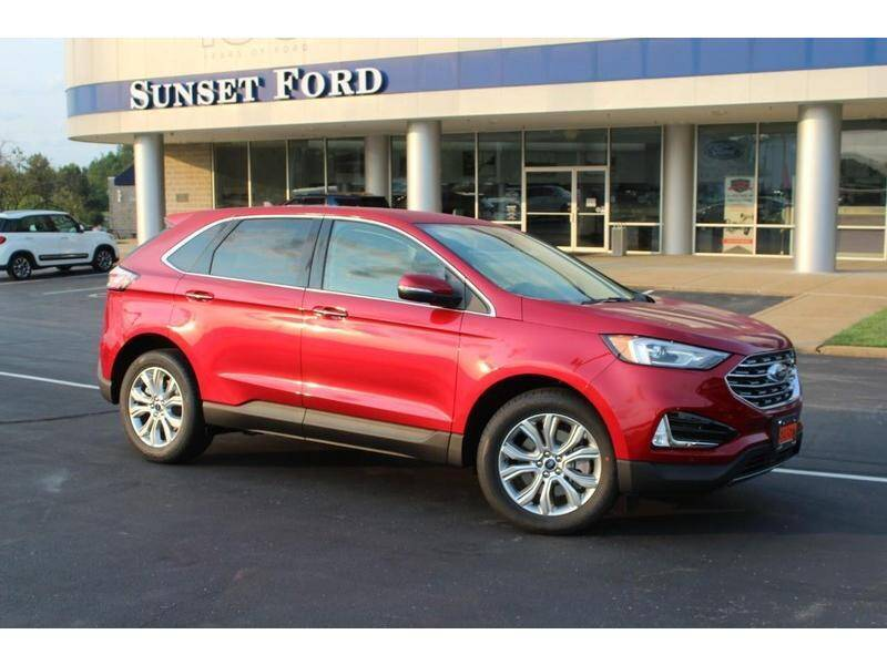 2021 Ford Edge for sale in Saint Louis, MO