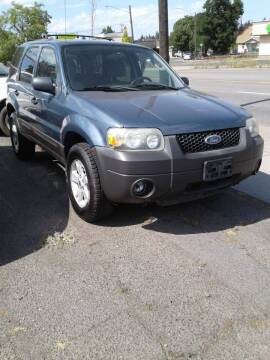 2006 Ford Escape for sale at 2 Way Auto Sales in Spokane Valley WA