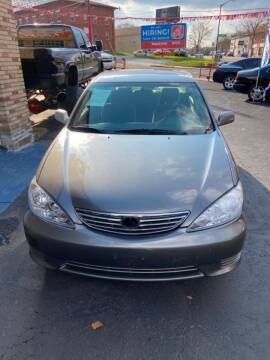 2005 Toyota Camry for sale at North Hill Auto Sales in Akron OH