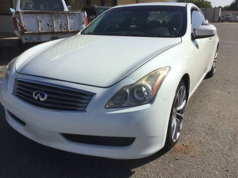 2008 Infiniti G37 for sale at LOWEST PRICE AUTO SALES, LLC in Oklahoma City OK
