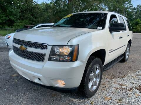 2013 Chevrolet Tahoe for sale at Triple A Wholesale llc in Eight Mile AL