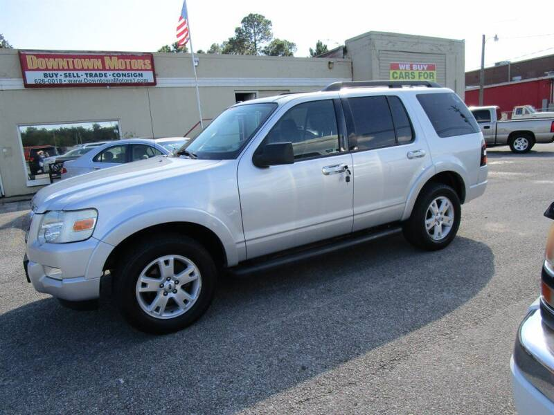 2010 Ford Explorer for sale at Downtown Motors in Milton FL