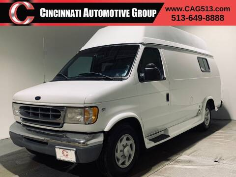 1999 Ford E-Series Cargo for sale at Cincinnati Automotive Group in Lebanon OH