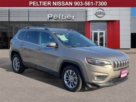 2019 Jeep Cherokee for sale at TEX TYLER Autos Cars Trucks SUV Sales in Tyler TX