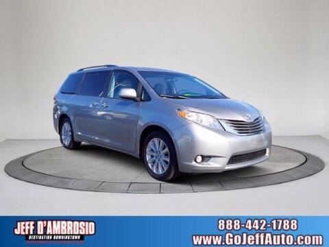 2011 Toyota Sienna for sale at Jeff D'Ambrosio Auto Group in Downingtown PA