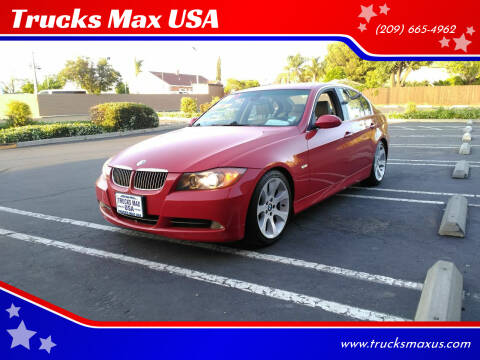 2006 BMW 3 Series for sale at Trucks Max USA in Manteca CA