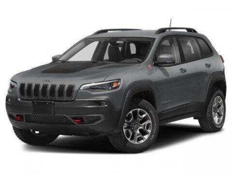 2020 Jeep Cherokee for sale at HILAND TOYOTA in Moline IL