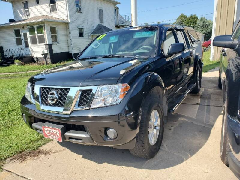 2017 Nissan Frontier for sale at Buena Vista Auto Sales in Storm Lake IA