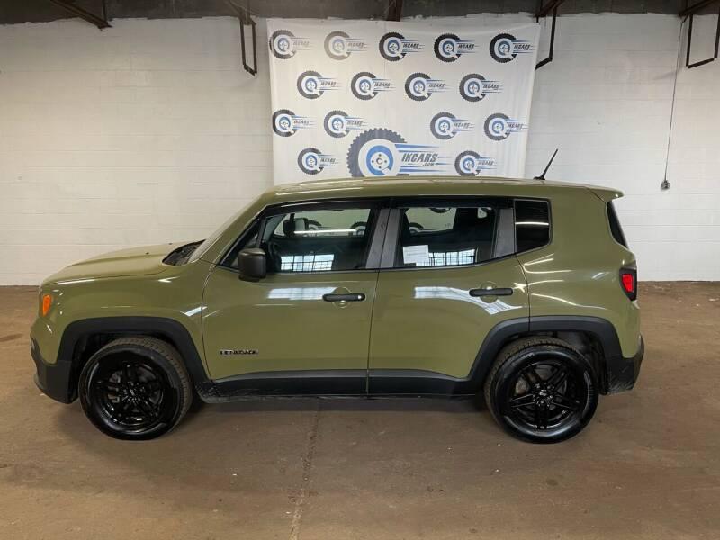 2015 Jeep Renegade for sale at CITI AUTO SALES LLC in Lathrup Village MI
