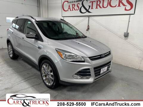 2014 Ford Escape for sale at Idaho Falls Cars and Trucks in Idaho Falls ID