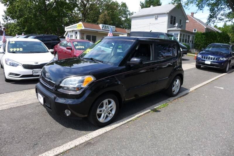 2011 Kia Soul for sale at FBN Auto Sales & Service in Highland Park NJ