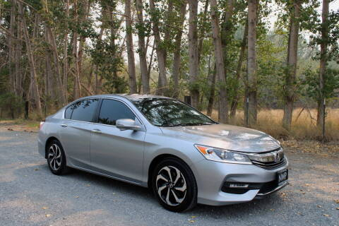 2017 Honda Accord for sale at Northwest Premier Auto Sales in West Richland WA