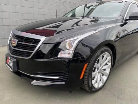 2018 Cadillac ATS for sale at Auto Republic Fullerton in Fullerton CA