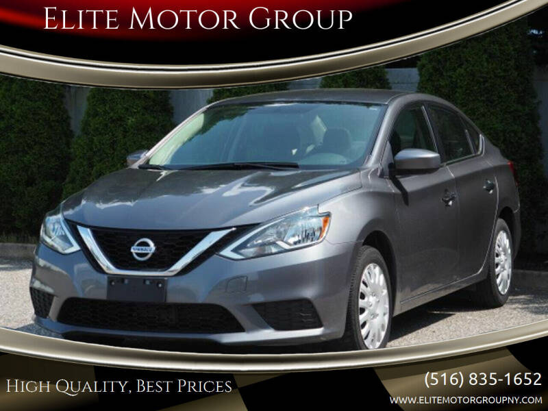 2016 Nissan Sentra for sale at Elite Motor Group in Farmingdale NY