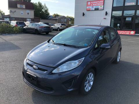 2013 Ford Fiesta for sale at MAGIC AUTO SALES in Little Ferry NJ
