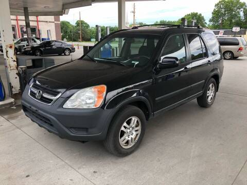 2003 Honda CR-V for sale at JE Auto Sales LLC in Indianapolis IN