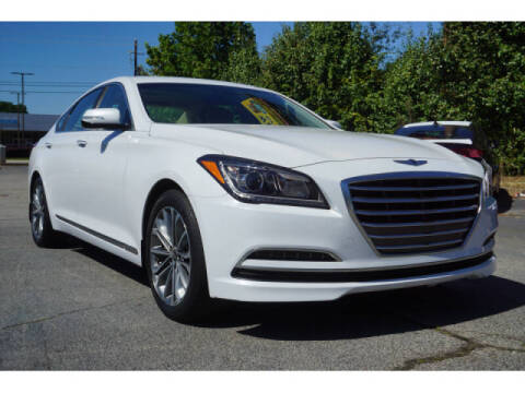 2016 Hyundai Genesis for sale at Southern Auto Solutions - Georgia Car Finder - Southern Auto Solutions - Kia Atlanta South in Marietta GA