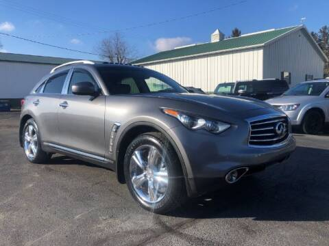2013 Infiniti FX37 for sale at Tip Top Auto North in Tipp City OH