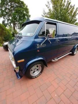 1977 Dodge Ram Van for sale at Classic Car Deals in Cadillac MI