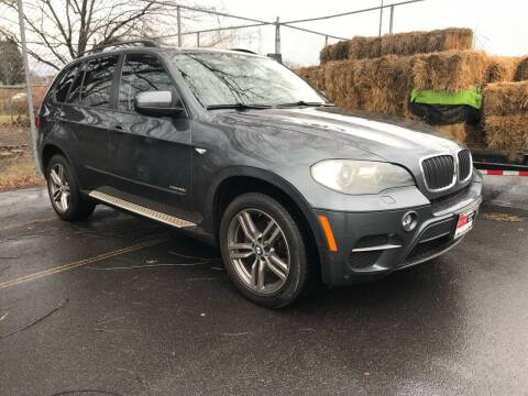 2011 BMW X5 for sale at Alpha Motors in Scranton PA