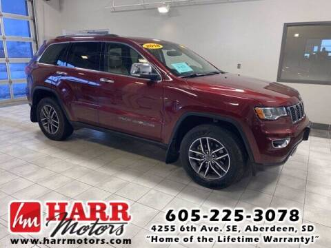 2019 Jeep Grand Cherokee for sale at Harr's Redfield Ford in Redfield SD