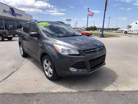 2015 Ford Escape for sale at Show Me Auto Mall in Harrisonville MO