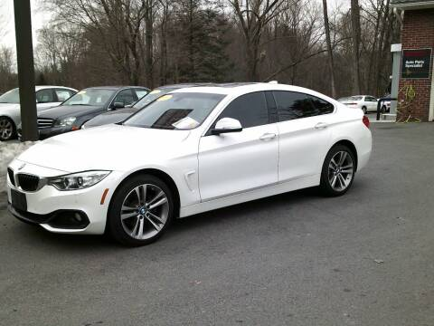 2016 BMW 4 Series for sale at ROBERT MOTORCARS in Woodbury CT