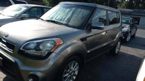 2013 Kia Soul for sale at IDEAL IMPORTS WEST in Rock Hill SC