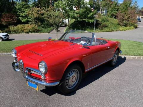 1965 Alfa Romeo Spider for sale at Classic Car Deals in Cadillac MI
