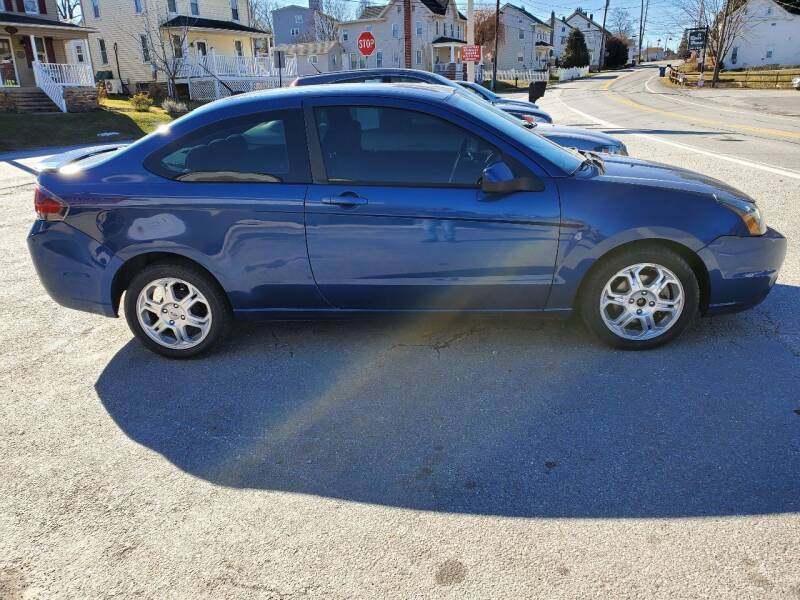 2009 Ford Focus for sale at Bowles Auto Sales in Wrightsville PA