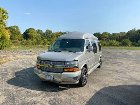 2006 Chevrolet Express Cargo for sale at Caruzin Motors in Flint MI