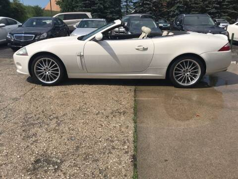 2009 Jaguar XK for sale at Renaissance Auto Network in Warrensville Heights OH