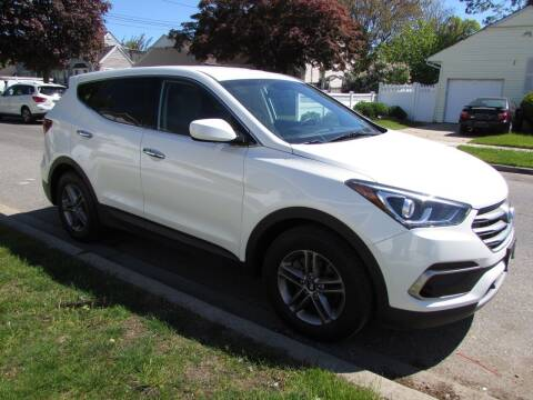 2017 Hyundai Santa Fe Sport for sale at First Choice Automobile in Uniondale NY