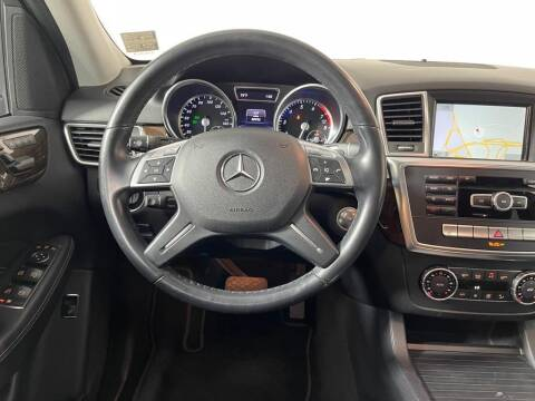 2014 Mercedes-Benz M-Class for sale at CU Carfinders in Norcross GA