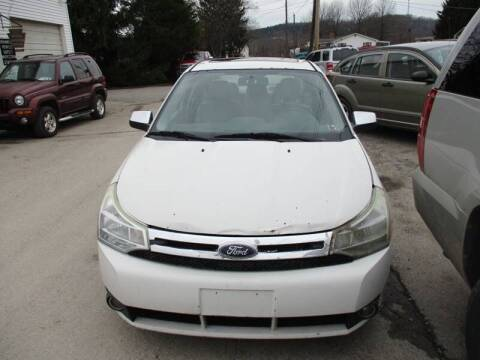 2010 Ford Focus for sale at ROUTE 119 AUTO SALES & SVC in Homer City PA