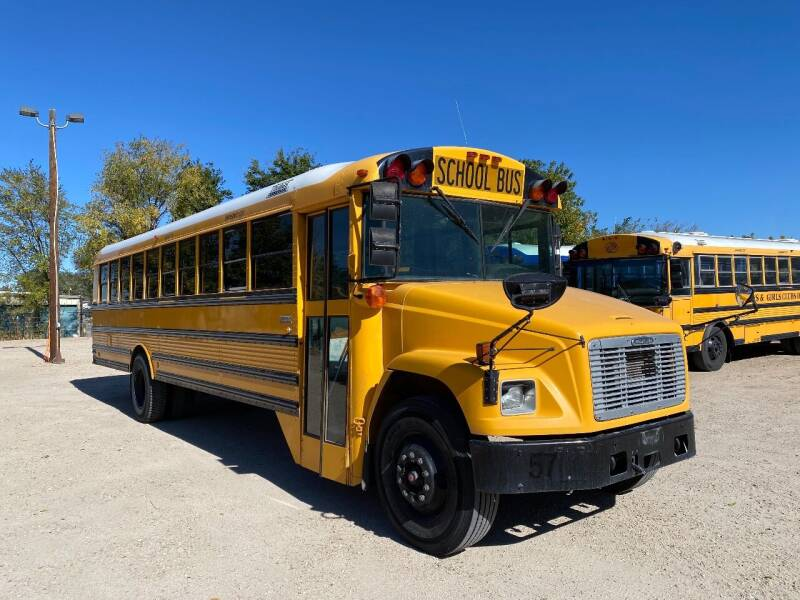 2001 Thomas/ Freightliner School Bus for sale at Western Mountain Bus & Auto Sales - Buses & Service in Nampa ID